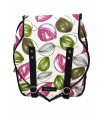 Leafy Canvas Back-Pack